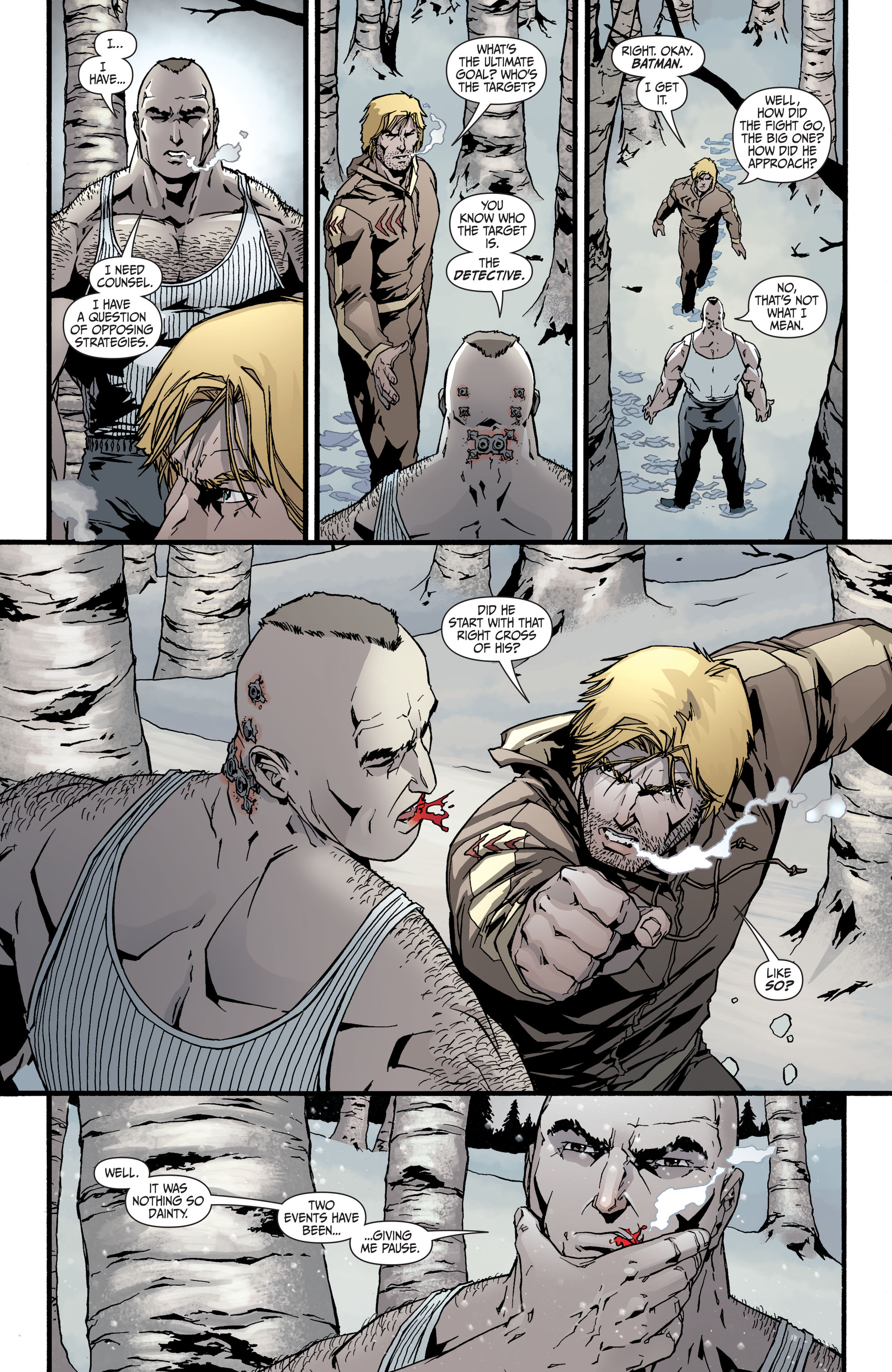 Read online Secret Six (2008) comic -  Issue #35 - 5