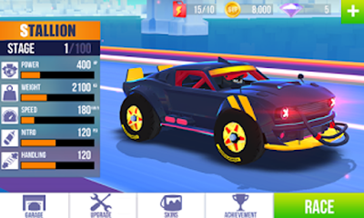 SUP Multiplayer Racing v1.5.8 Mod APK3