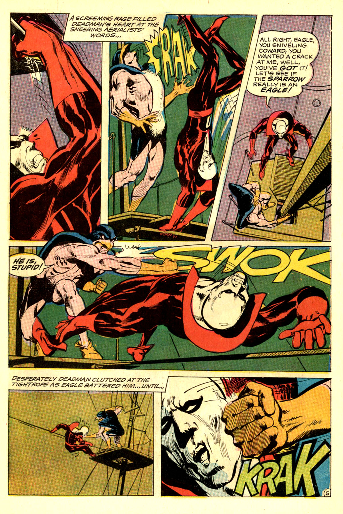 Strange Adventures (1950) issue 208 - Page 7