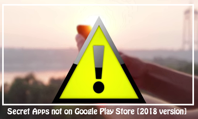 Android App Download not on Google Play Store