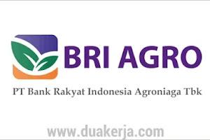 Lowongan Kerja Bank BRI Agroniaga Tahun 2019