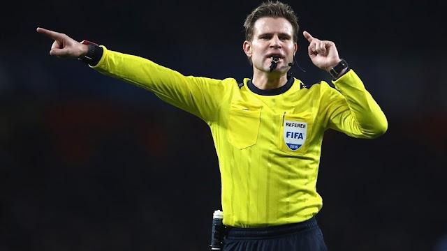 Felix Brych será o árbitro da final da Liga dos Campeões 2017