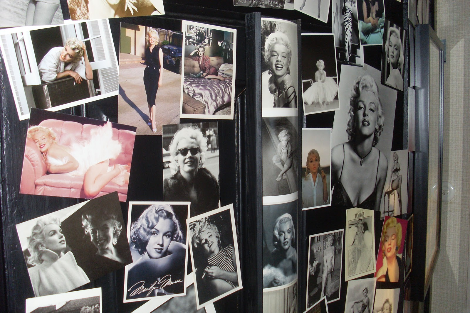 Marilyn Monroe Original By Zai: Nostalgirutan: VÅRA SAMLINGAR