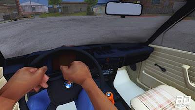 BMW E21 para GTA San Andreas - Interior