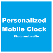 Personalized Mobile Clock APK
