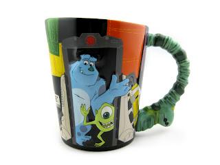 disney pixar mug