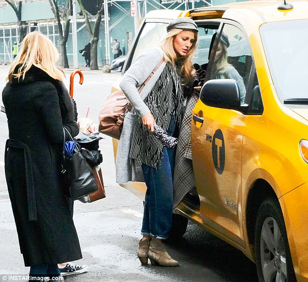 Blake Lively Chic In New Photos