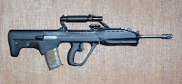 SAR 21 Assault Rifle