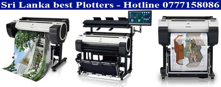 Sri Lanka Canon Plotters Sri Lanka Canon Wide Format Printers For