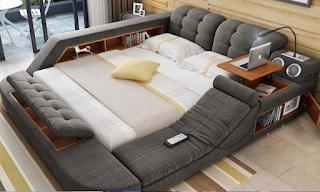 Αυτό το κρεβάτι είναι ο ξαπλωτός Παράδεισος για κάθε άνδρα!