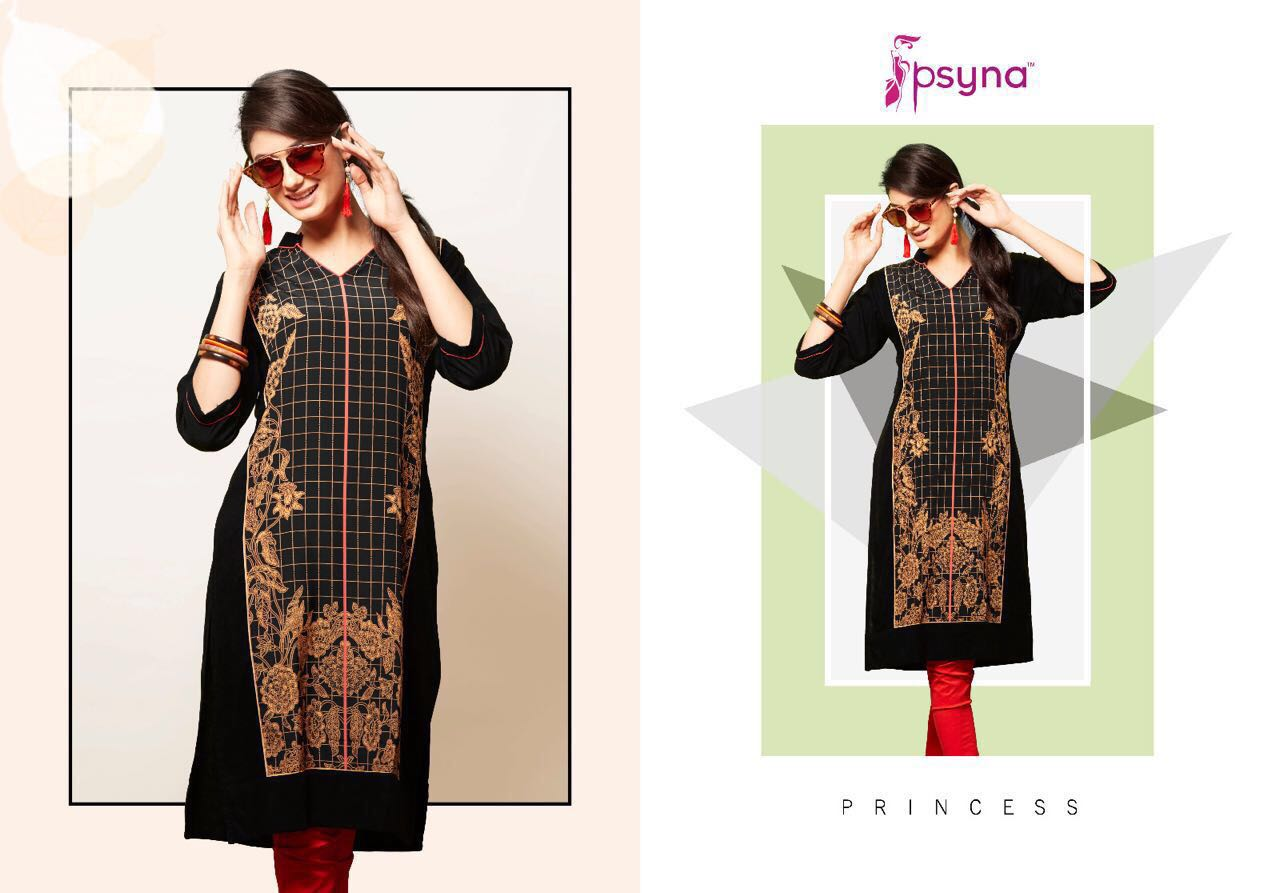 Princess Vol 4 – Comfortable And Stylish Designer New Kurti