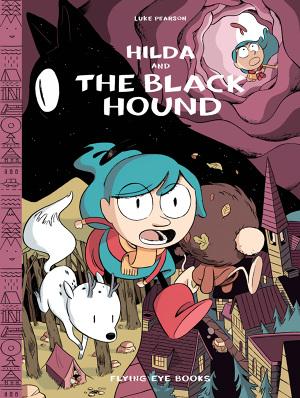 Hilda books by Luke Pearson