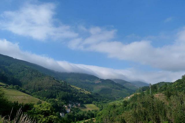 Valle del Río Cabreira - Taramundi