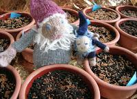 Mit Kindern gärtnern, Mit Kindern säen, Kresseigel, Kresseschälchen, Kresse keimen, Osternest mit Kresse