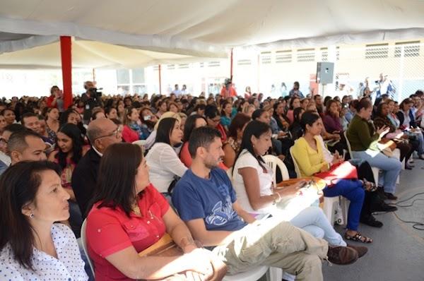 Micro Misión Simón Rodríguez abarcará mas de 120 mil docentes en 2017