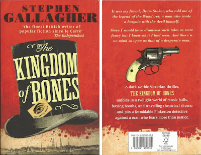 The Kingdom of Bones UK paperback cover