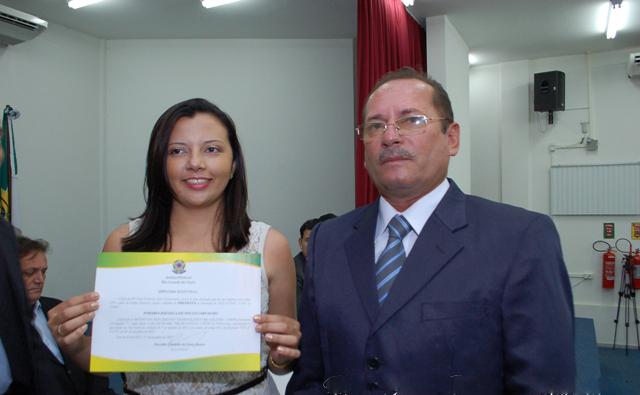 Ministro do TSE nega liminar para Rafaela voltar a prefeitura de Água Nova