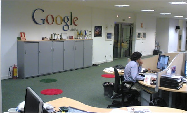Budaya kerja di Google