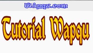 Cara Mudah Parkir Domain Di Wapqu.com