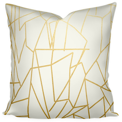 similar to kelly wearstler pillow cover schumacher sale