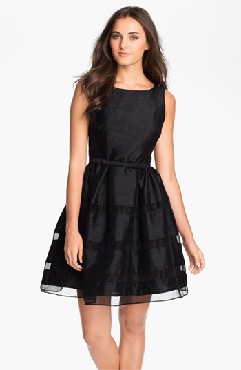 Vogue Quest Fit And Flare Dresses
