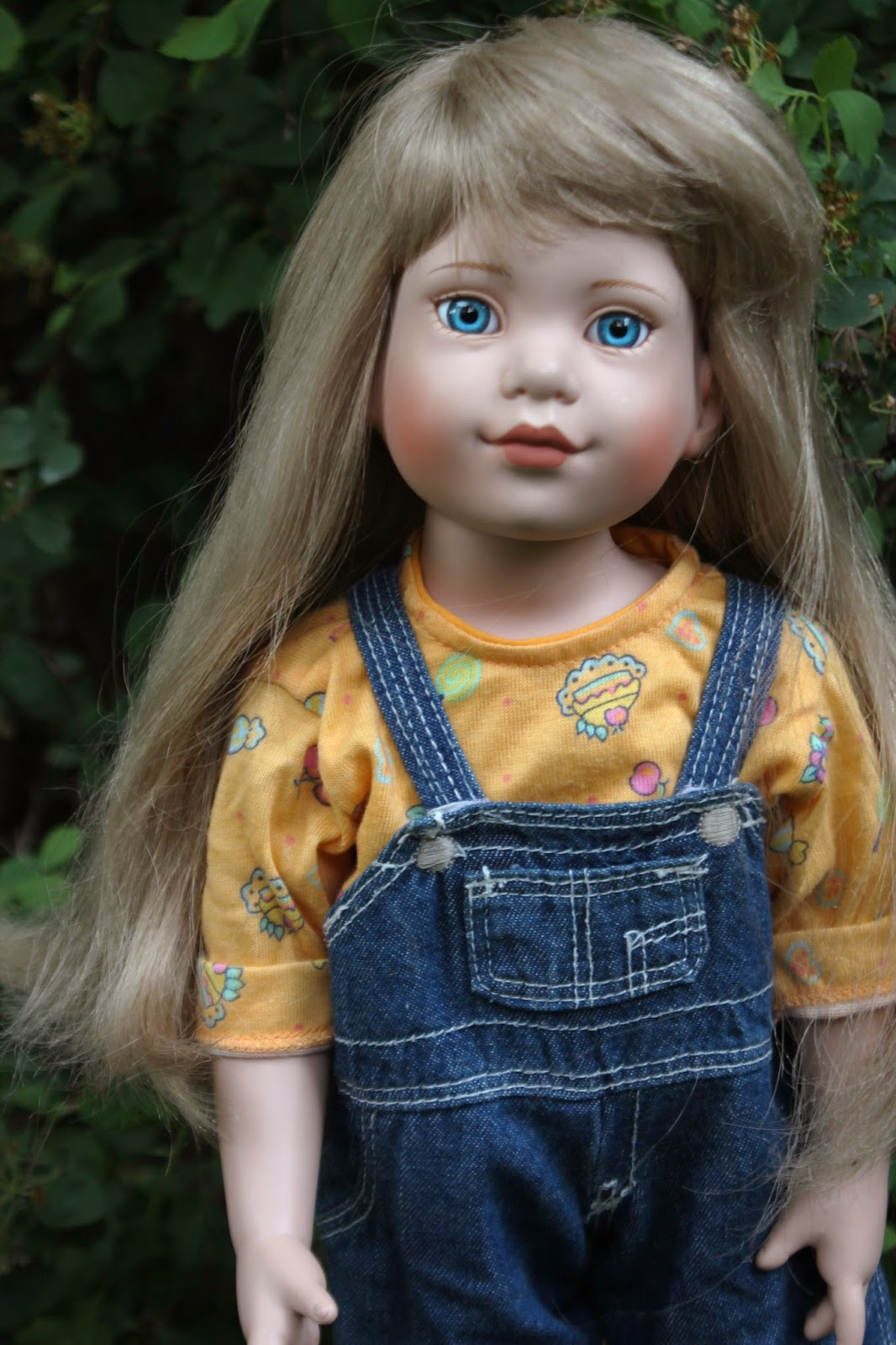Planet Of The Dolls Doll A Day 146 Magic Attic Alison