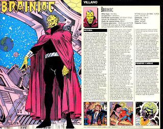 Brainiac Supervillano