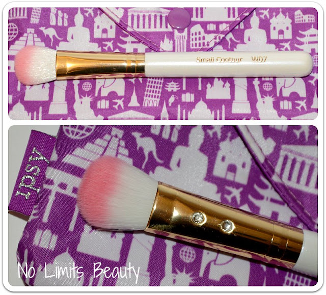 Ipsy Mayo 2016 - SmMissGlam Small Contour Brush W07