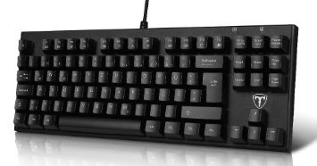 VicTsing 87-Key Mechanical Gaming Keyboard
