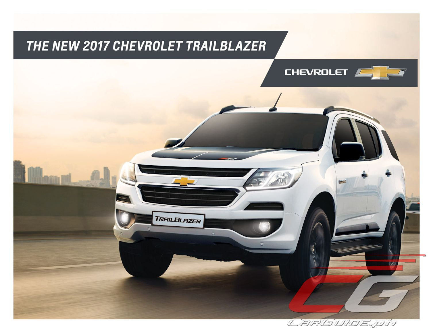 Chevrolet Brings In More Advanced, More Capable 2017 Trailblazer to Philippines (w/ Brochure ...