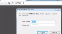 Password e login di default per tutti i Router