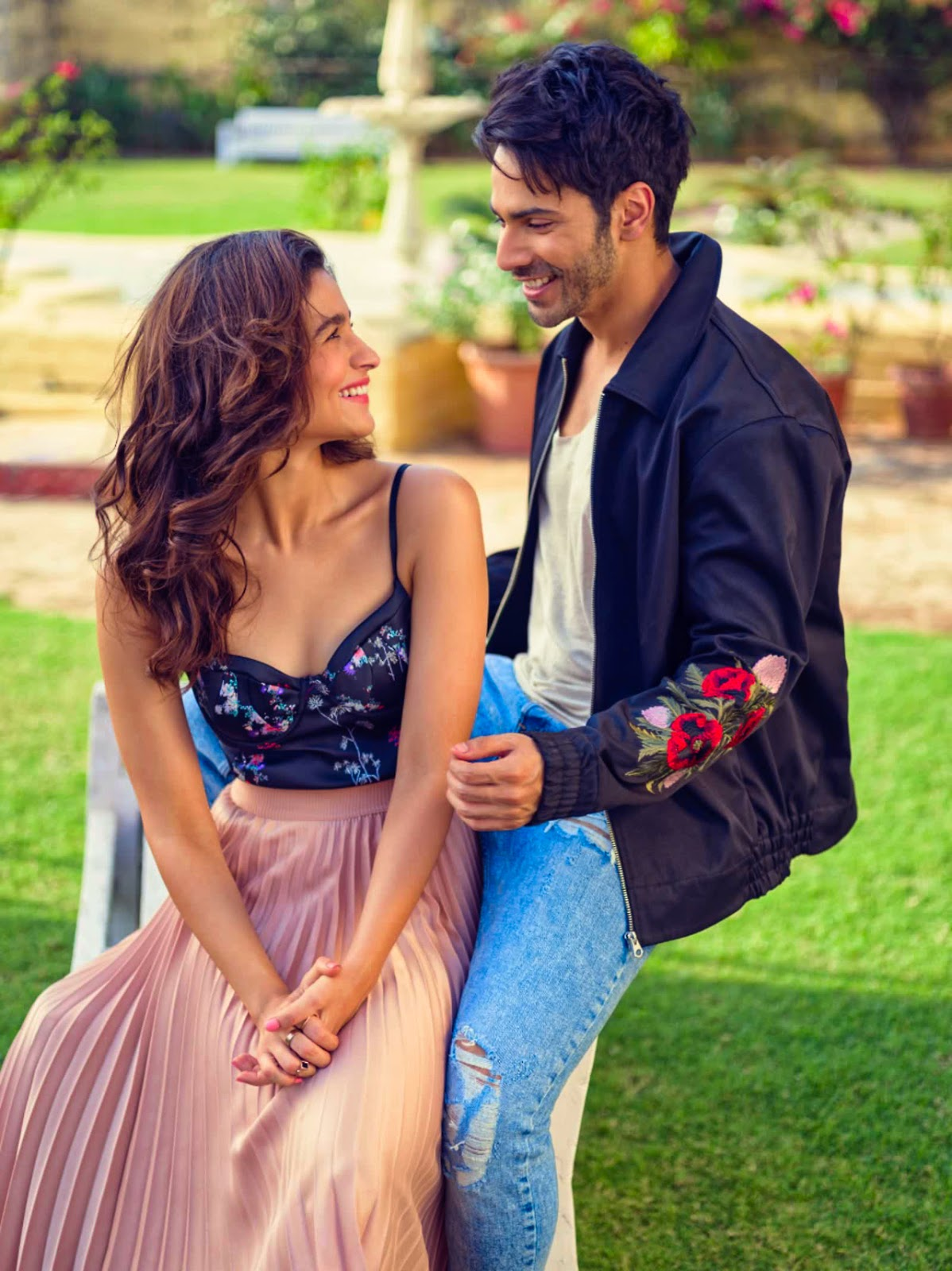 Varun Dhawan And Alia Bhatt Bharatbytes: Al...