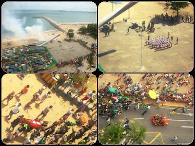 Desfile de 7 de setembro em Fortaleza (2015)