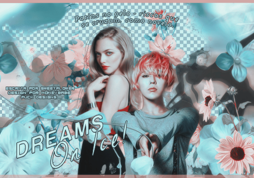 DS - Dreams On Ice! - SweetFlower