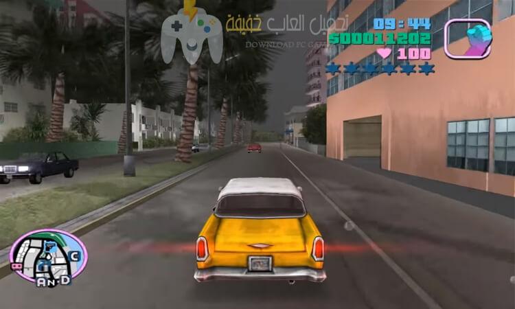 تحميل لعبة جاتا Download GTA 7 للكمبيوتر والاندرويد برابط مباشر