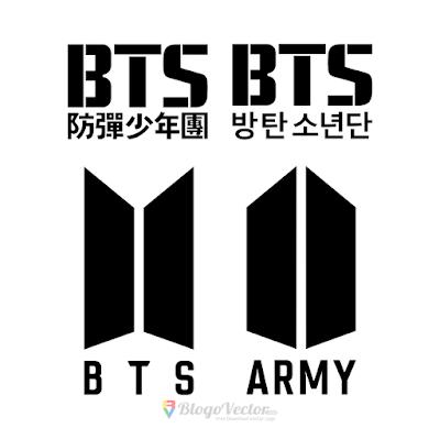 BTS Logo Vector