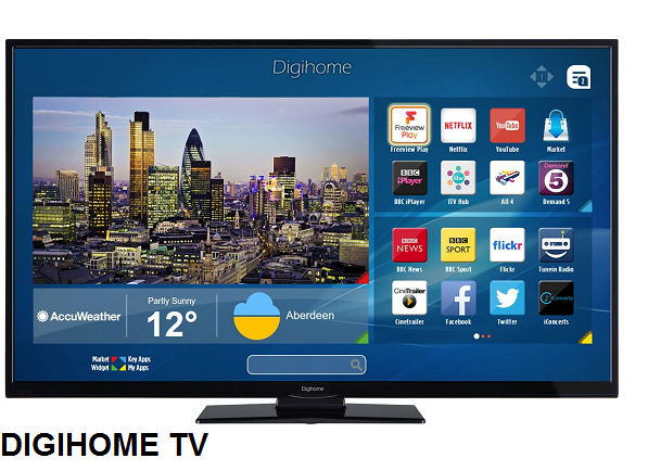 Digihome 32273SFVPT2HD TV