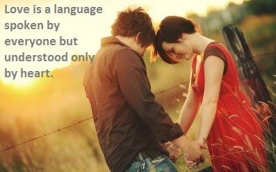 Love is a Language