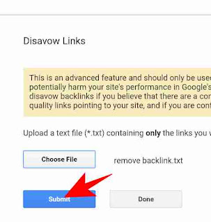 Low quality backlink remove kaise kare 9