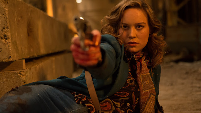 Free Fire Brie Larson in Action