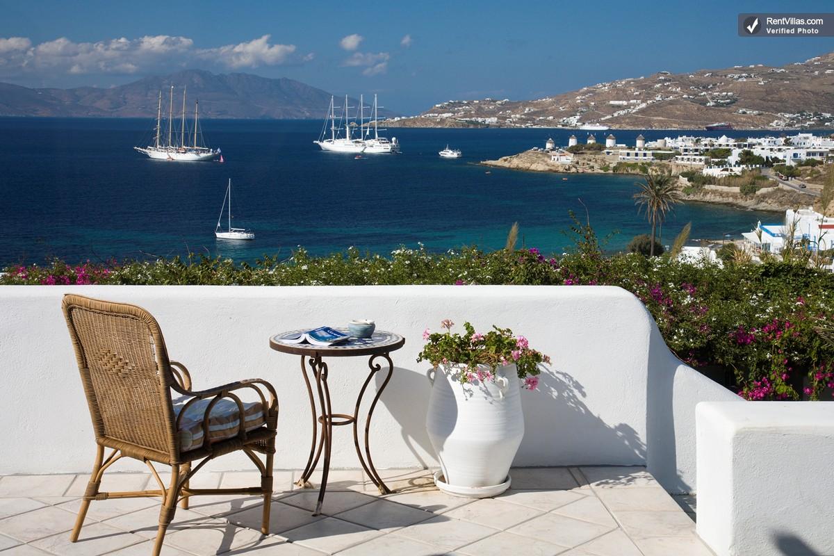Beach Villa Greek Islands