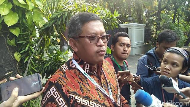 Didesak Habiburokhman Minta Maaf Soal Poster 'Raja Jokowi', Ini Kata PDIP