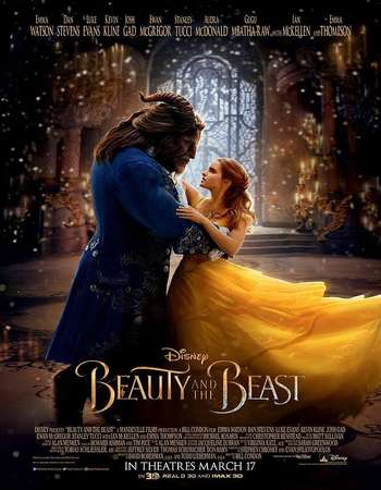 Beauty and the Beast 2017 Hindi Dual Audio BluRay Full Movie Download