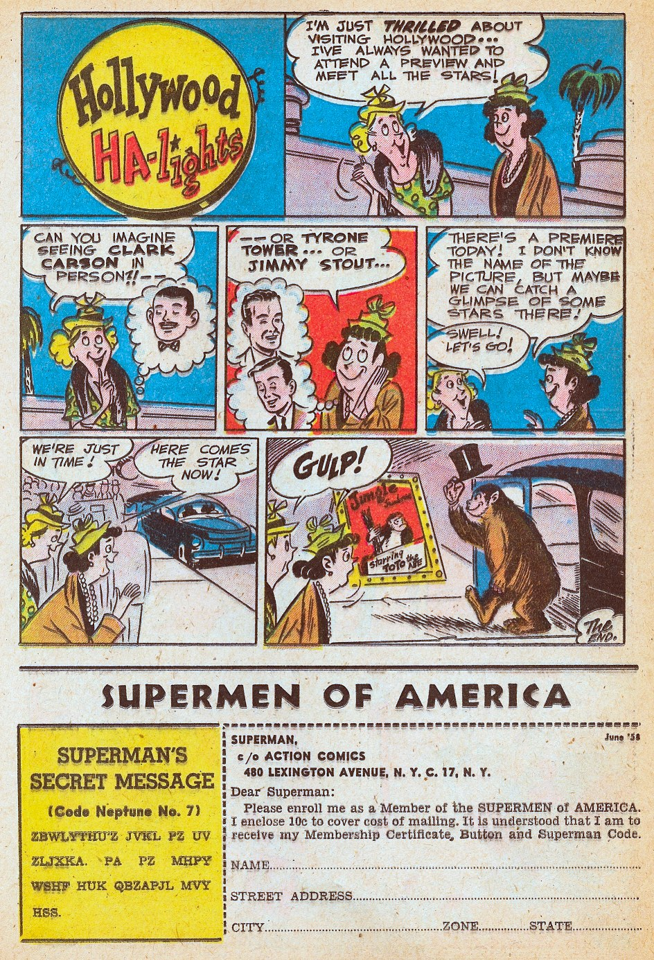 Read online Action Comics (1938) comic -  Issue #241 - 16