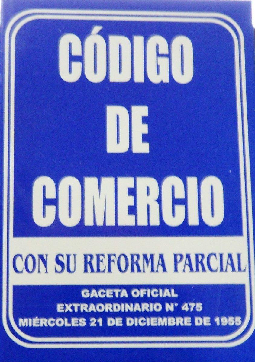 Codigo de comercio venezolano
