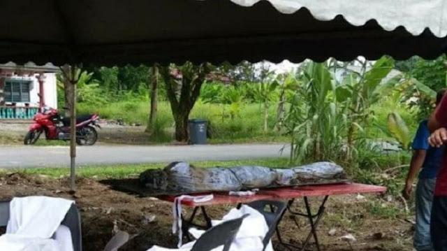 Subhanallah, Dua Tahun Meninggal, Jenazah Kepala Desa Ini Masih Dalam Keadaan Baik
