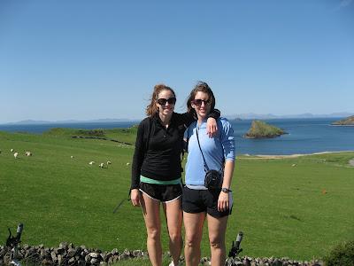 Brayden and Alisa's Ireland Adventure