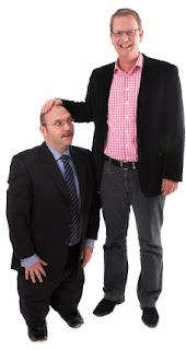orang tinggi dan pendek