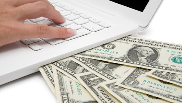 cara dapat uang dari internet
