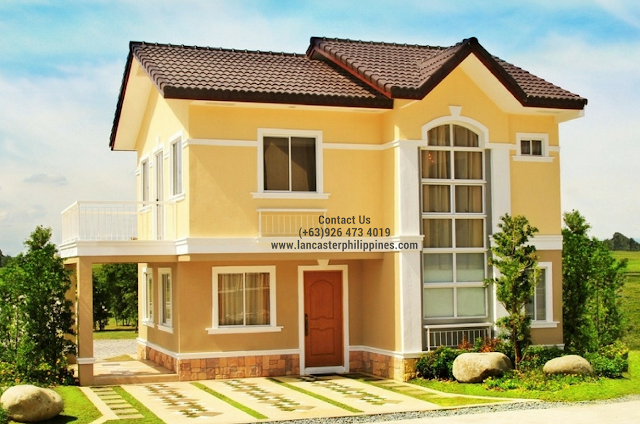 Alexandra - Lancaster New City Cavite | House and Lot for Sale Imus-General Trias Cavite
